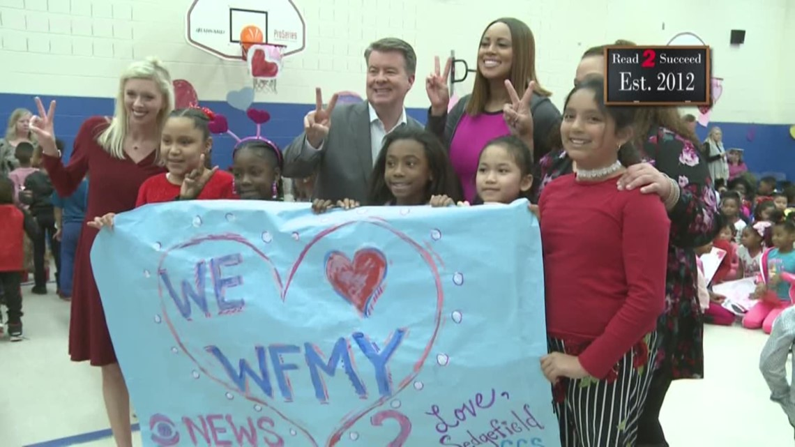 Operation Inspire Community: WFMY's 70 Years of Education