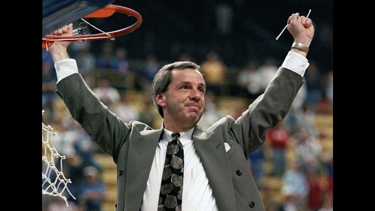 Roy Williams through the years