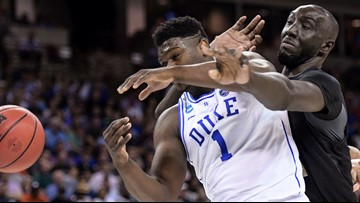 What a Game! Duke Wins By a Rim Against UCF: 77-76