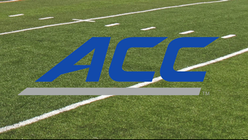Atlantic Coast Conference Announces Football Players of the Week