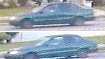Police Release Surveillance Photo Of Car Suspected In Deadly Greensboro Hit-And-Run