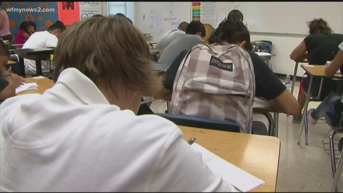 Guilford County Schools not allowing changes to learning plans ahead of full-time reentry