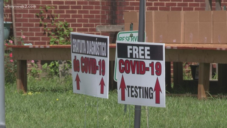 Greensboro Church offers COVID Incentives: $100 for a vaccine, $10 for a test