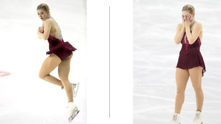 Gracie Gold's showing at nationals could bode well for future