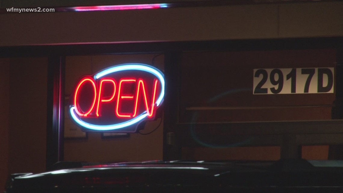 Greensboro businesses hiring more people as unemployment rate drops