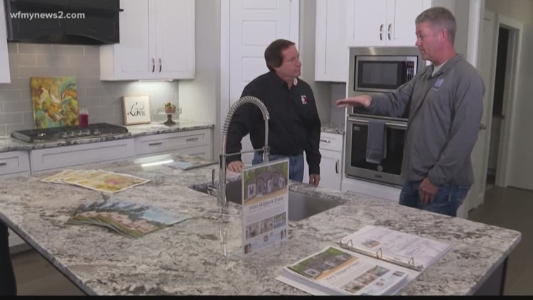 Parade of Homes is Back in the Triad: Kitchen Tour
