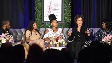 NC A&T 'Artistic Evolution' Town Hall Brings Out The STARS!