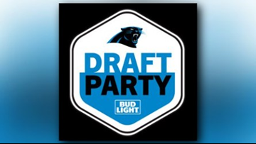 Panthers To Host FREE NFL Draft Party