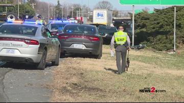 Highway Patrol Trooper Involved In Crash