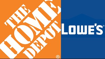 Consumer Reports compares Home Depot consumer credit card vs. Lowe's advantage card