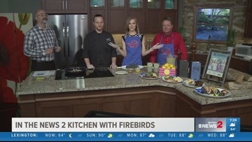 In The News 2 Kitchen with Firebirds