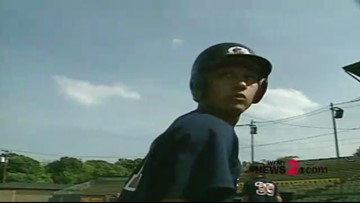 WFMY 70: Derek Jeter Flashback To 1993 When He Was A Rookie With The Greensboro Hornets