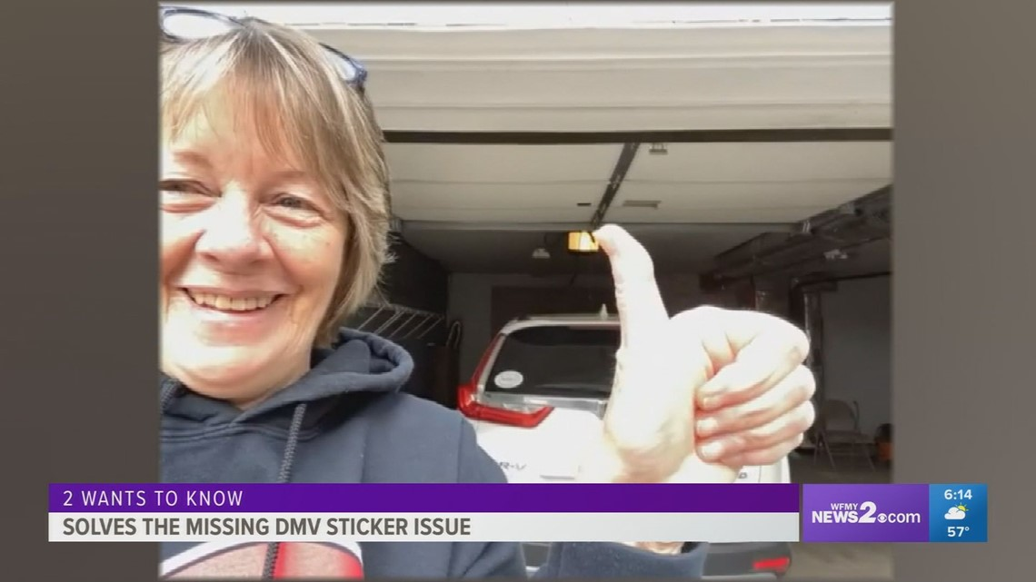 Triad woman struggles to get car registration through mail: 2 Wants to Know