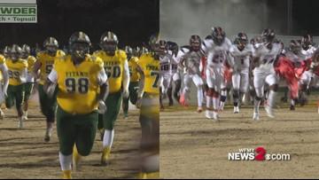 Friday Football Fever: Zebulon B. Vance Cougars vs West Forsyth Titans