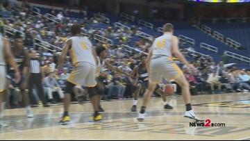 Appalachian State vs. UNCG College Basketball