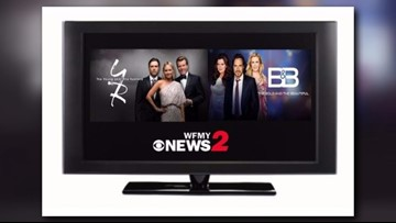 The Young & The Restless, The Bold & The Beautiful to Air Overnight on WFMY News 2