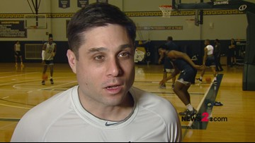 Interview with UNCG Basketball Coach Wes Miller