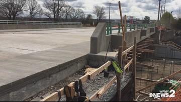 NCDOT: Broad St. Bridge In Winston-Salem To Open Ahead Of Schedule