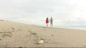 Civil War-Era Bomb Shell Found Along Kure Beach