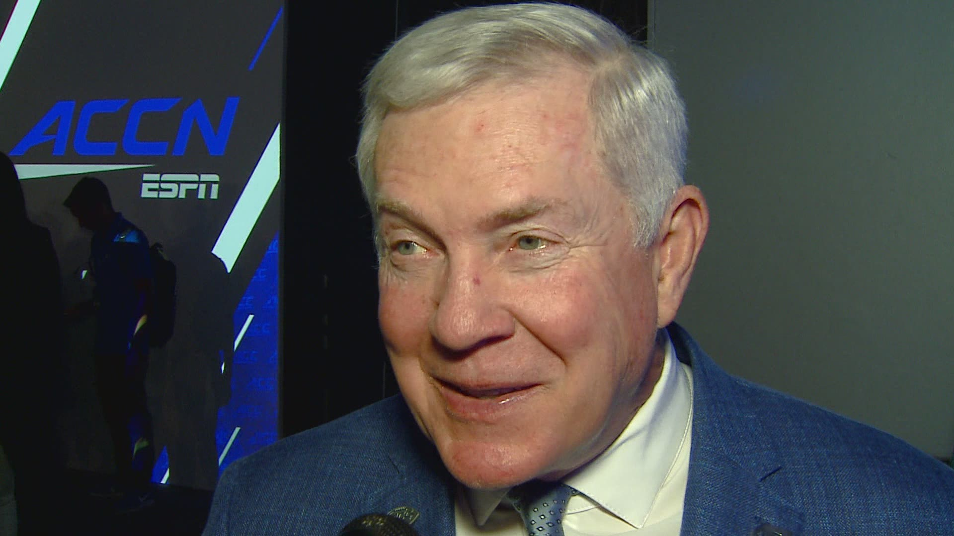 Talking Football With North Carolina Head Coach Mack Brown ...