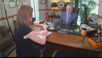 NC Senate President Pro Tem Phil Berger discusses the state budget stalemate