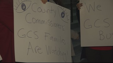 Guilford County Schools bus drivers might be getting the raise they fought for