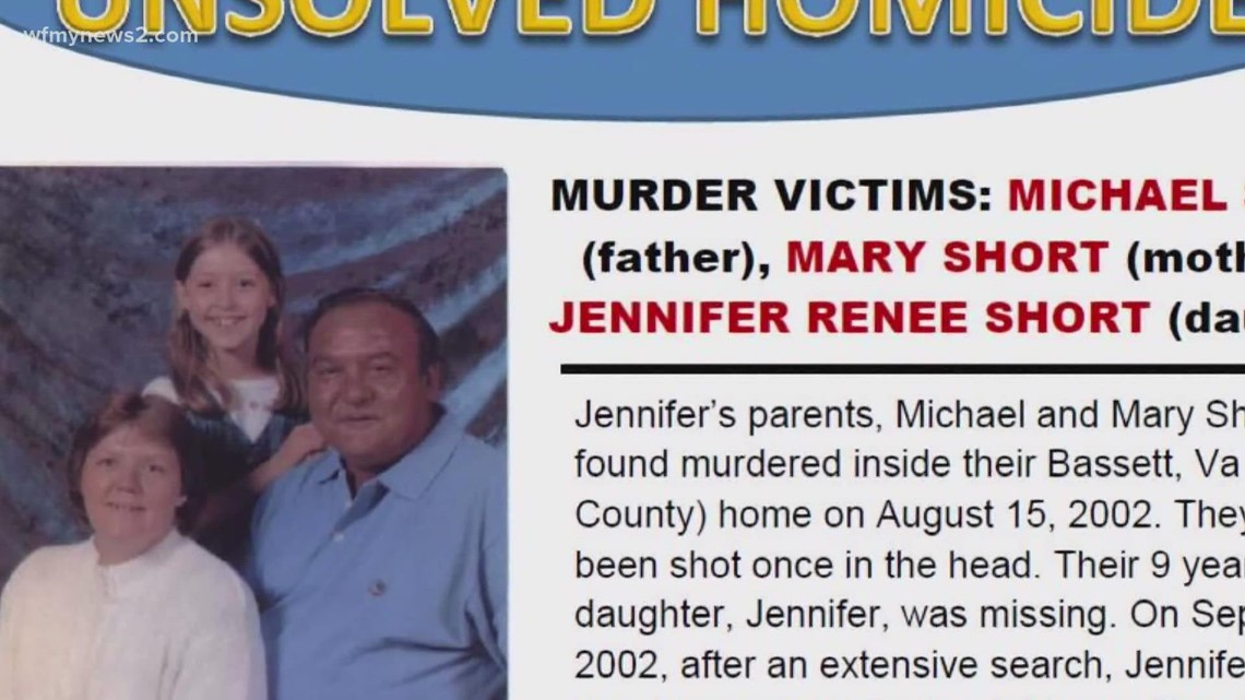 Rockingham County Sheriff's Office and FBI reopen decades old Short family murder case