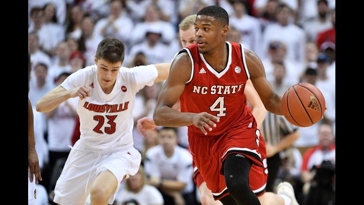 NCAA charges NC State with 4 men's hoops violations