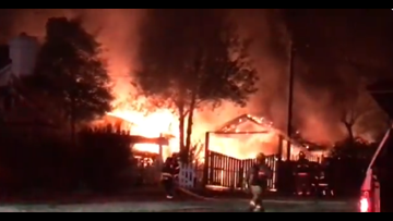 Family Survives Because of Fire Alarms, Winston-Salem Firefighters Say