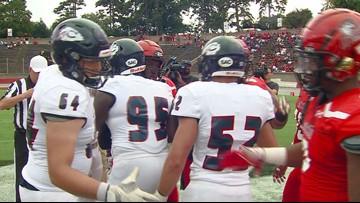 Catawba vs. Winston-Salem State College Football Matchup