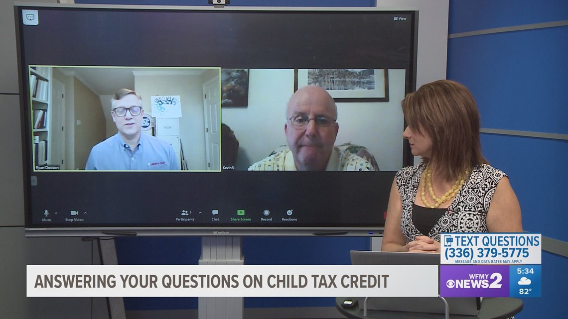 Answering your questions about the Child Tax Credit Payments: Part 1