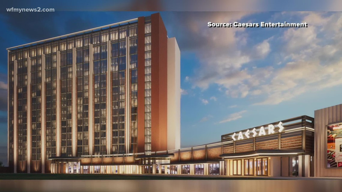Danville's new casino could mean jackpot for several Triad area towns