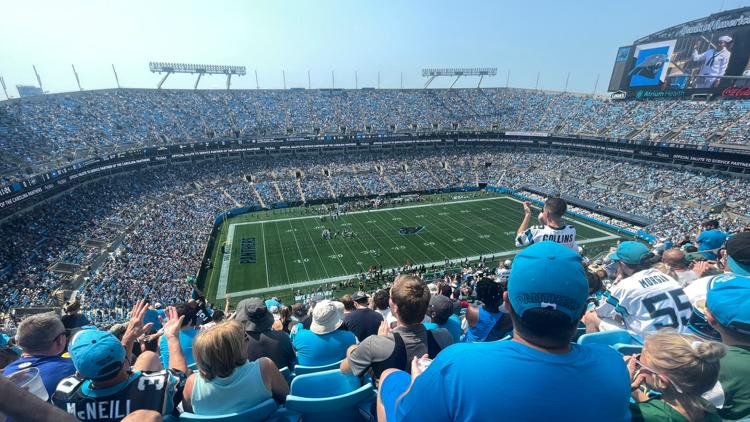GAME DAY BLOG: Carolina Panthers beat New York Jets 19 to 14