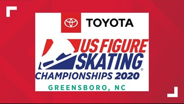 US Figure Skating Championships in Greensboro are nearly here!