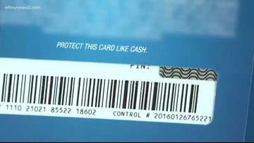 You Can Pay Bills With A Gift Card? Nope. It's A Scam.