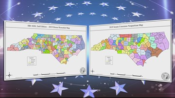 North Carolina General Assembly Moving Forward With Redrawn Voting District Maps