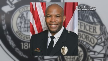 'I'm Greensboro, born and bred': Brian James ready to serve as new Police Chief