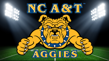 Show Off your Aggie Pride at the New North Carolina A & T Pop-Up Store