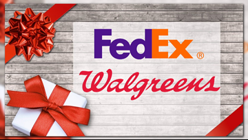 Walgreens and FedEx to test delivery by drone