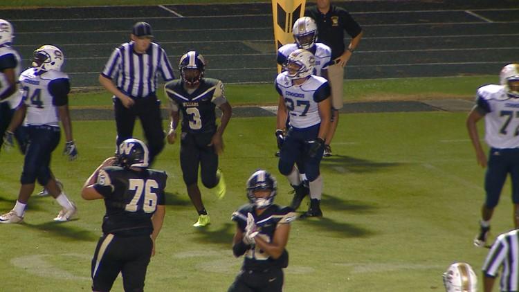 High School Football Week One Scores & Highlights