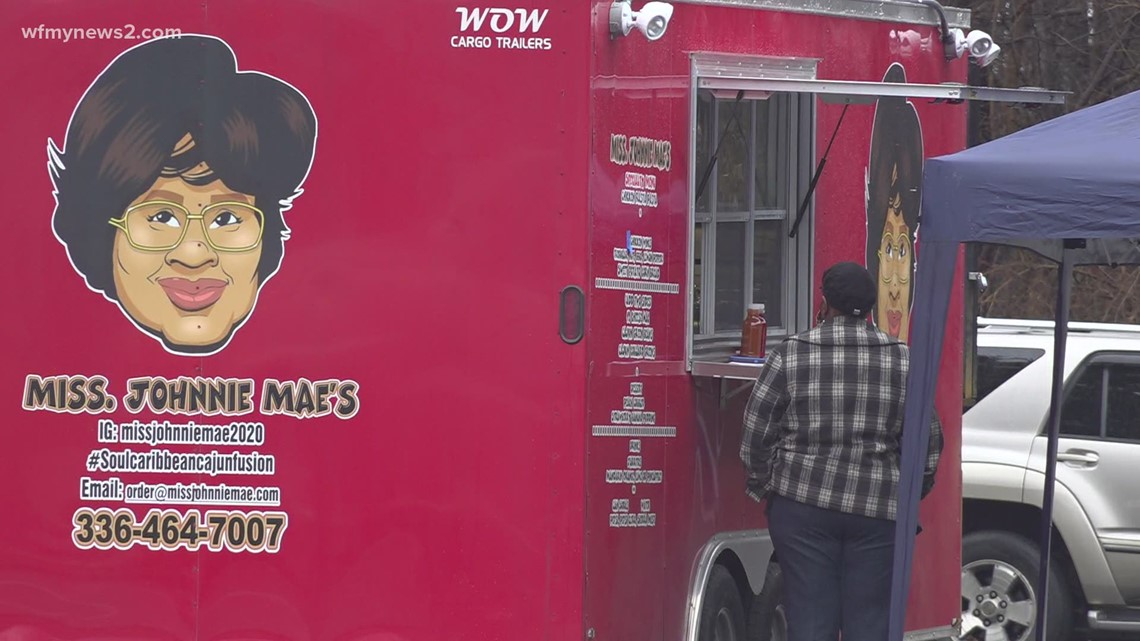 Triad food truck heads to Tampa Bay ahead of Super Bowl LV