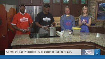 Southern Cooking with SidWill's Café