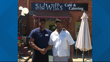 In the News 2 Kitchen with SidWill's Cafe & Catering