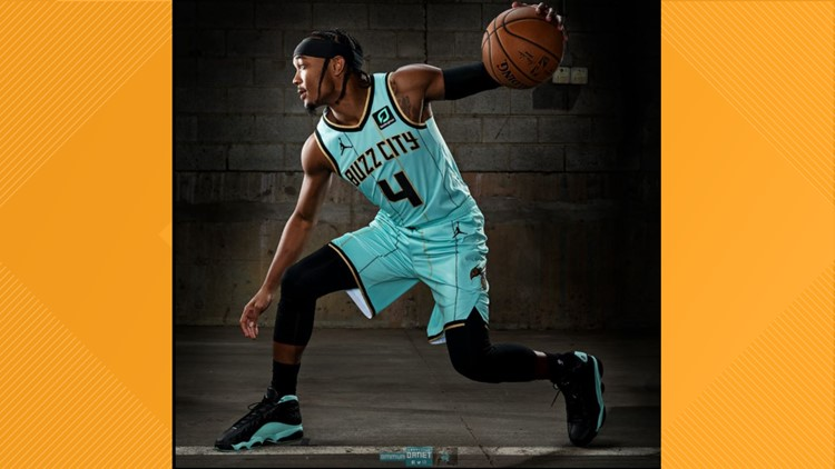 Hornets' new jerseys pay homage to North Carolina's Gold Rush, U.S. Branch Mint, 'Buzz City'