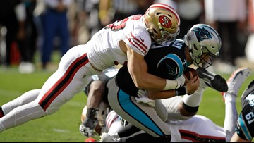 Ugly Loss | 49ers Run Past Panthers with 51-13 Win