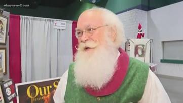 You Can Visit Santa Claus At The Holiday Market