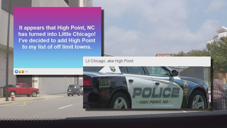 Is High Point a Little Chicago?
