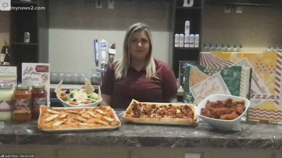 In the virtual News 2 kitchen with Ledo Pizza: Part 1
