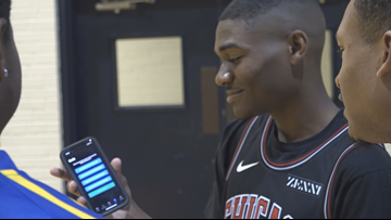NC A&T Junior Fast-Breaks Just In Time For NBA Playoffs With His New App
