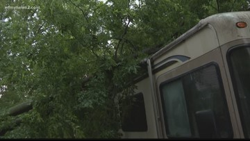 It's Simple – Stay Inside When Storms Hit The Triad